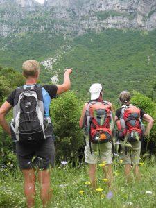 Hiking in Zagori