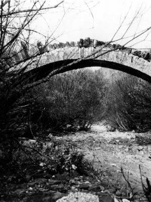 Arkoudas Bridge on the way to Dilofo
