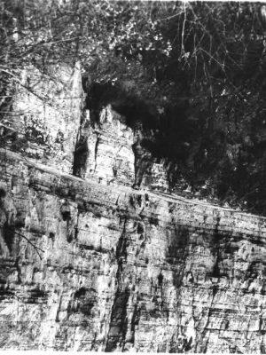 Cave in Vikos Gorge