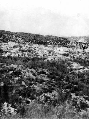 Monodendri village