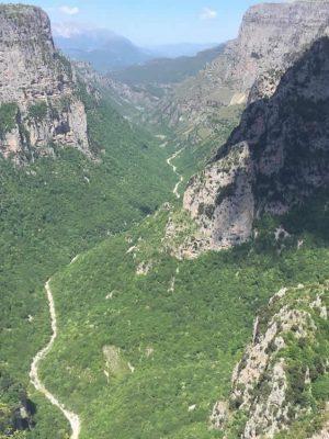 Vikos Gorge, Zagori