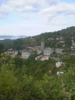 Koukouli village