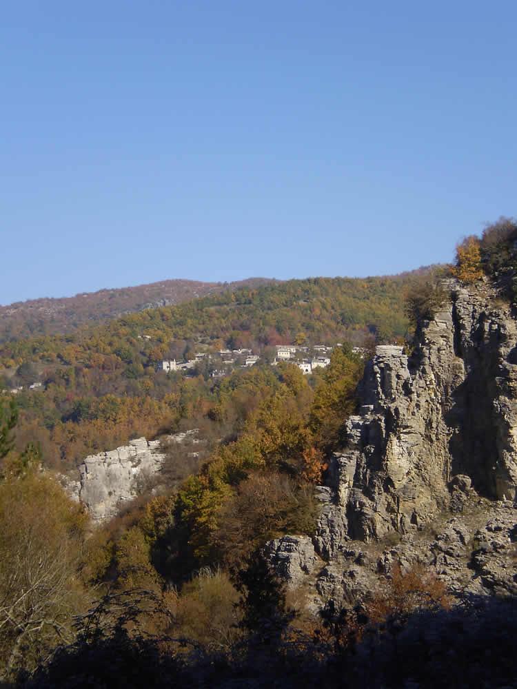 Classical Zagori trek