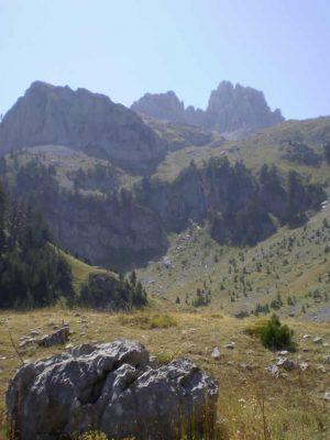 Pindos Peaks