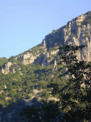 From Vikos to Papigo trail
