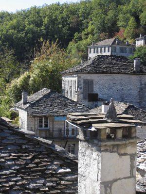 Rooftops in Vitsa