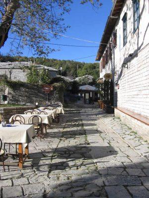 Street in Monodendri