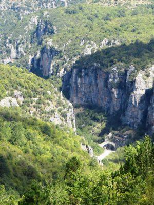 View to Missiou Bridge